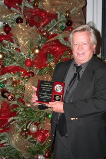 Bruce Nichols Honored